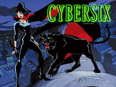 Picture of a TV show: Cybersix