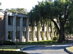 Dutchess Community College - Taconic Hall.