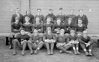 DePaul University - DePaul University's football team (1916)