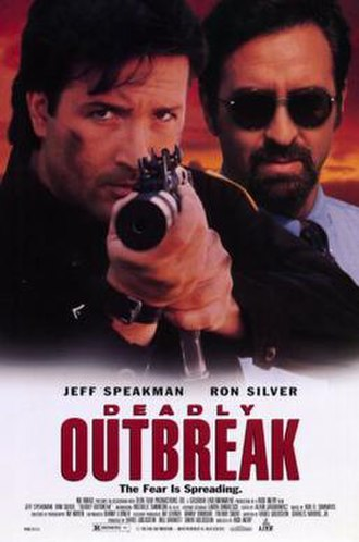 Deadly Outbreak - Image: Deadly Outbreak Film Poster