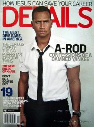 Details (magazine) - Details (April 2009)