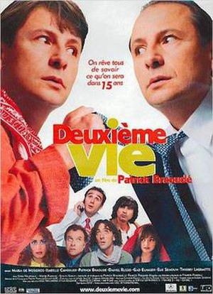 Deuxième vie - Film poster