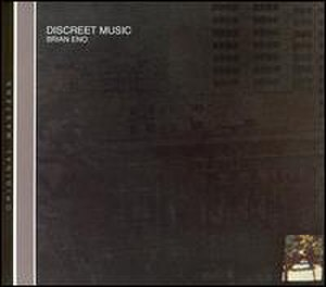 Discreet Music - Image: Discreet Music Virgin