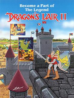 <i>Dragons Lair II: Time Warp</i> 1991 video game