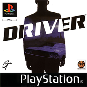 Driver (video game) - Image: Driver Coverart