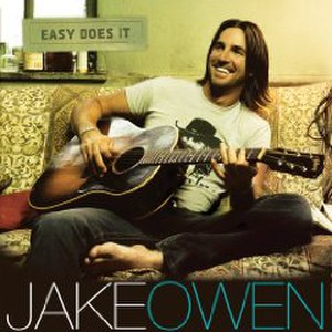 Easy Does It (Jake Owen album) - Image: Easy Does It