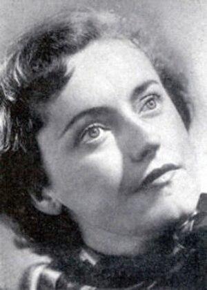 Elisabeth Schärtel - Schärtel in 1955