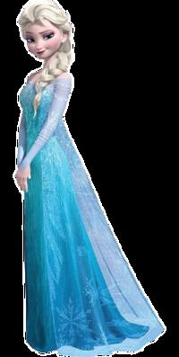 Elsa From Disney S Frozen Png
