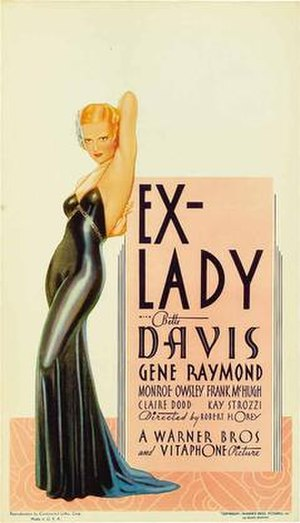 Ex-Lady - Theatrical release poster