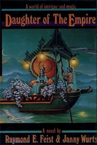 Daughter of the Empire - First edition cover