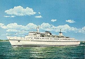 MS Golden Princess - MS Finlandia (1967)