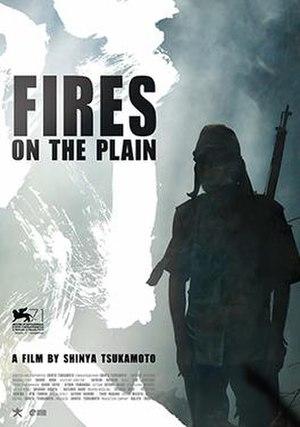 Fires on the Plain (2014 film) - Film poster