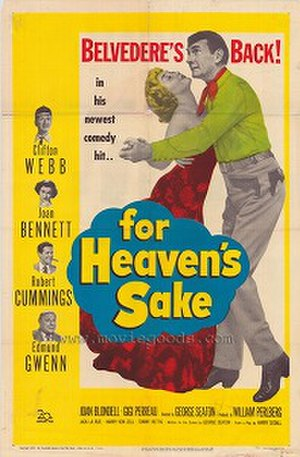 For Heaven's Sake (1950 film)