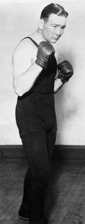 Tommy Freeman (boxer) - Image: Freeman Tommy
