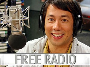 Free Radio (TV series) - Lance Krall: Star, Co-Creator, Co-Writer, Co-Editor and Executive Producer of Free Radio
