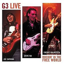 Joe Satriani: From All the G3 Guitarists Ever, Which One Surprised ...