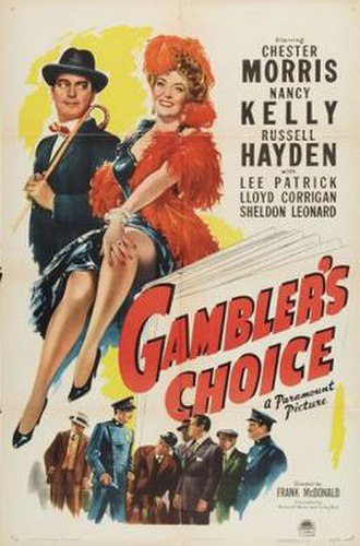 Gambler's Choice - Image: Gambler's Choice Film Poster