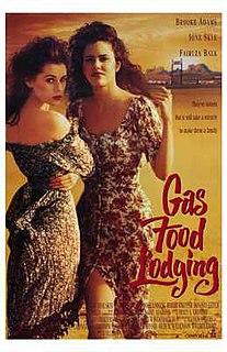 <i>Gas Food Lodging</i> 1992 American drama film