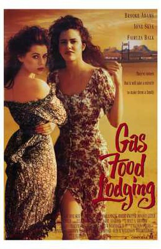 Gas Food Lodging - Gas Food Lodging theatrical poster