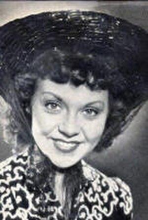 Gerda Gilboe - Image: Gerda Gilboe