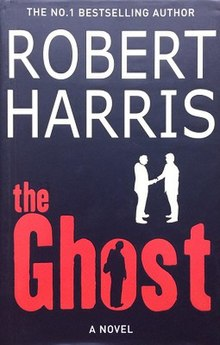 The Ghost (Harris novel) - Wikipedia