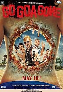 <i>Go Goa Gone</i> 2013 Indian film directed by Raj and D.K.