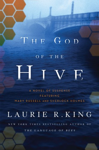 The God of the Hive - 2010 first edition cover