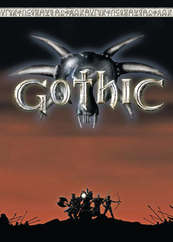<i>Gothic</i> (video game) 2001 video game