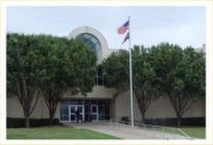 Grand Prairie High School - Image: Grand Prairie High School