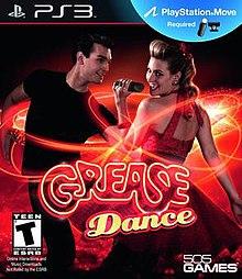 grease dance wikipedia