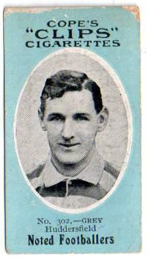Tommy Grey - Image: Grey Huddersfield