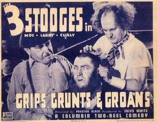 <i>Grips, Grunts and Groans</i> 1937 film by Jack White
