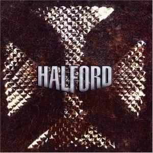 Crucible (album) - Image: Halford Crucible