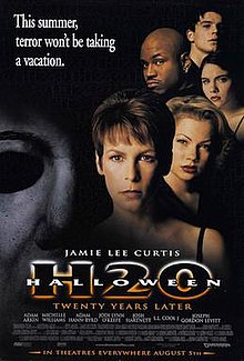 Halloween Wiki 2020 Halloween H20: 20 Years Later   Wikipedia