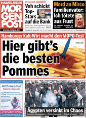 Hamburger Morgenpost front page.png