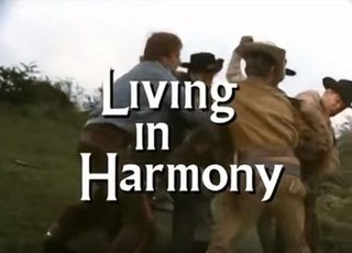 Living in Harmony 14th episode of the first season of The Prisoner