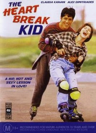 The Heartbreak Kid (1993 film) - 1993 VHS cover