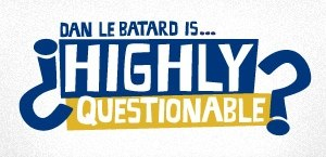 Highly Questionable - Image: Highly Questionable logo