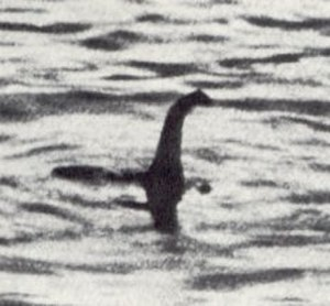 Loch Ness Monster - Image: Hoaxed photo of the Loch Ness monster