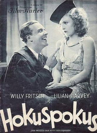 Hocuspocus (1930 film) - Image: Hocuspocus (1930 film)