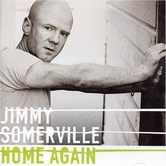 Home Again (Jimmy Somerville album) - Image: Home Again (Jimmy Somerville album)