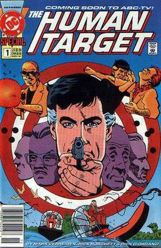 Human Target (1992 TV series) - Image: Human Target Special