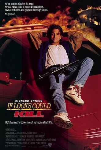 If Looks Could Kill (film) - Image: If Looks Could Kill movie poster