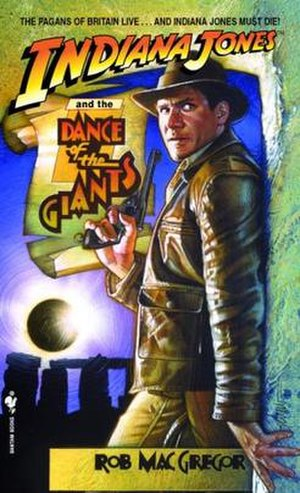 Indiana Jones and the Dance of the Giants - Image: Indiana Jones And The Dance Of The Giants