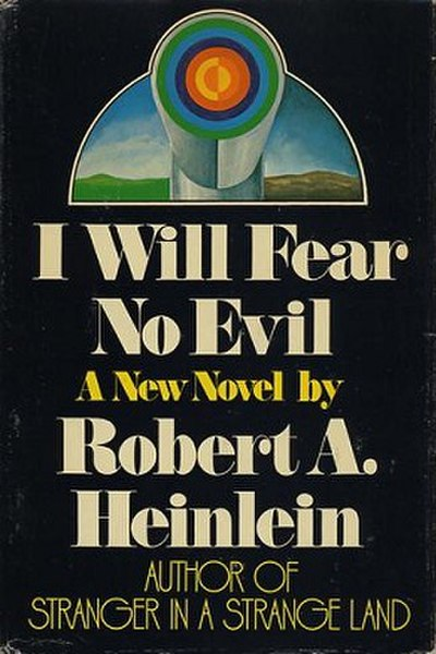 Picture of a book: I Will Fear No Evil