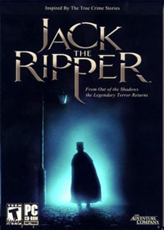 Jack the Ripper (2003 video game) - Cover art