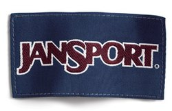 The JanSport logo