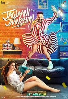 Jawaani Jaaneman film poster.jpg,Jawaani Jaaneman Movie Download Filmywap