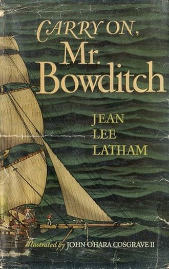 Carry On, Mr. Bowditch - First edition cover