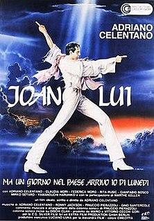 <i>Joan Lui</i> 1985 film by Adriano Celentano